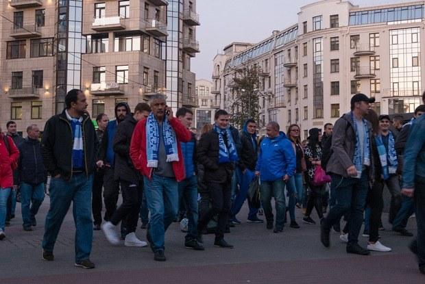 Как Крестовский остров живет вдни матчей нановом стадионе