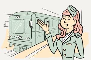 Почему женщин неберут в машинисты метро?