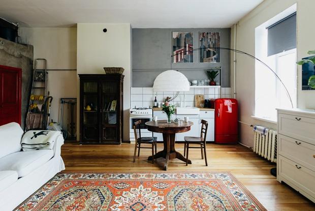 Уютная квартира вКоломне для молодой пары