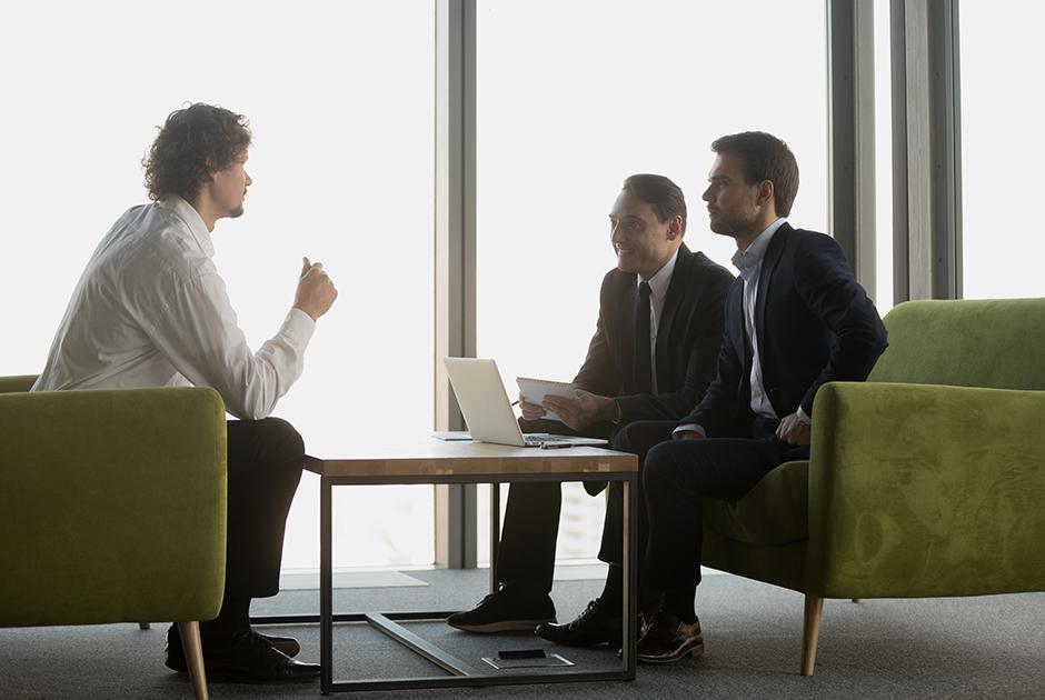 О чем нестоит спрашивать рекрутера насобеседовании