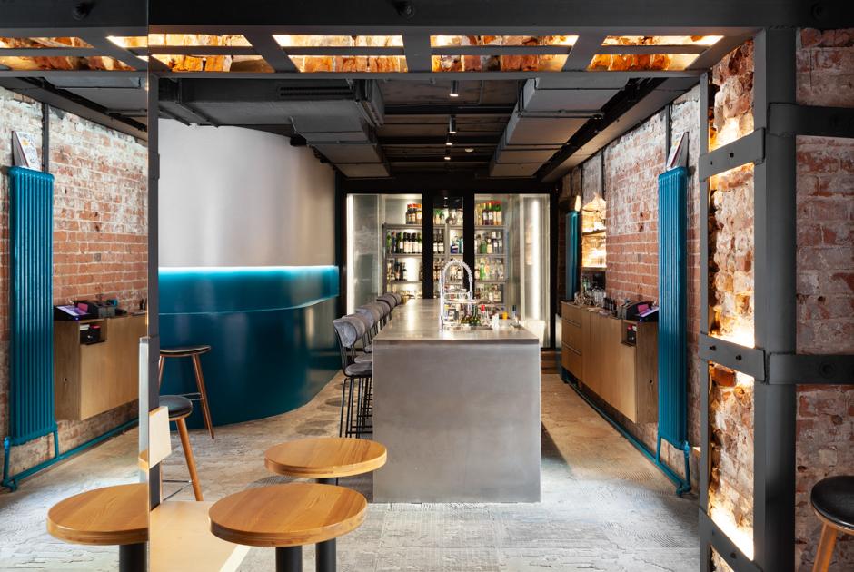 «Галя, борщ!»: Обаятельный коктейльный Shalom, Bar! всекретном дворике наПокровском бульваре