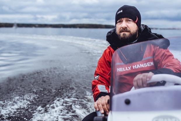 «Как я бросил офис истал яхтенным инструктором вМоскве»