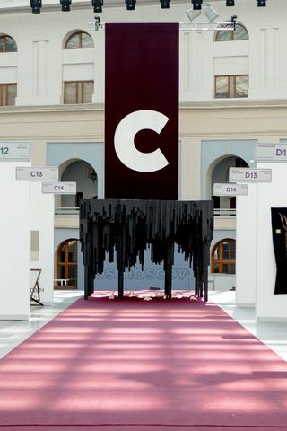 В Гостином дворе пройдет ярмарка современного искусства Cosmoscow