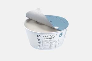 Растительный йогурт Plan+B