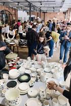 Мастерская керамики Agami устроит распродажу посуды