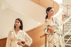 «Да, не сестры»: Расслабленная женская одежда из Екатеринбурга Oui non sis
