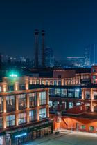 Обновленный сайт Трехгорной Мануфактуры скартой ресторанов иисторией фабрики