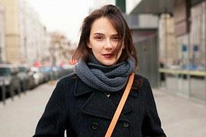 Внешний вид: Ксения Тишкевич, бизнес-аналитик