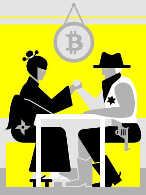 Воры, китайские домохозяйки, ФБР: Как на самом делеустроен рынок биткоинов