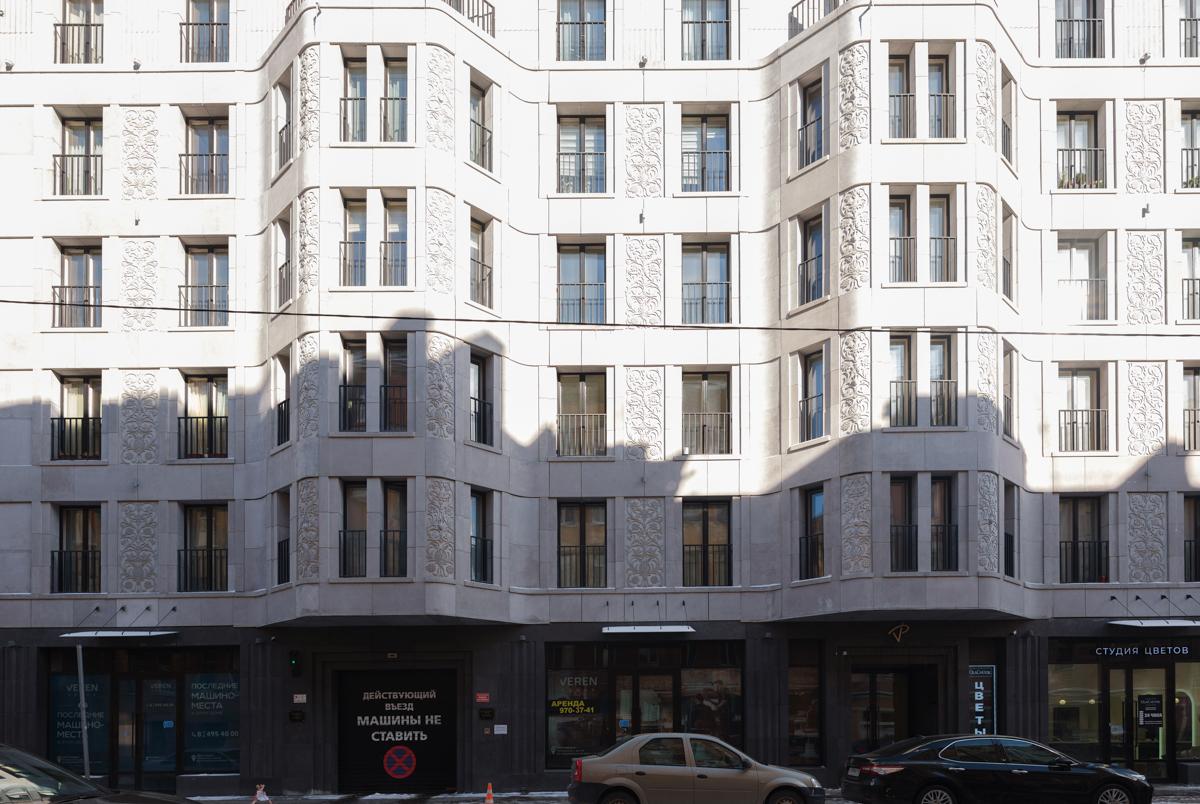 «Истинно петербургский дом» Сергея Чобана на Песках