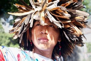 Гости столицы: Как вМоскве оказались индейские музыканты