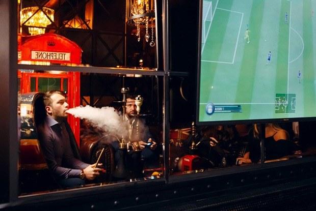 Дым надМосквой: Каккальянные захватывают город