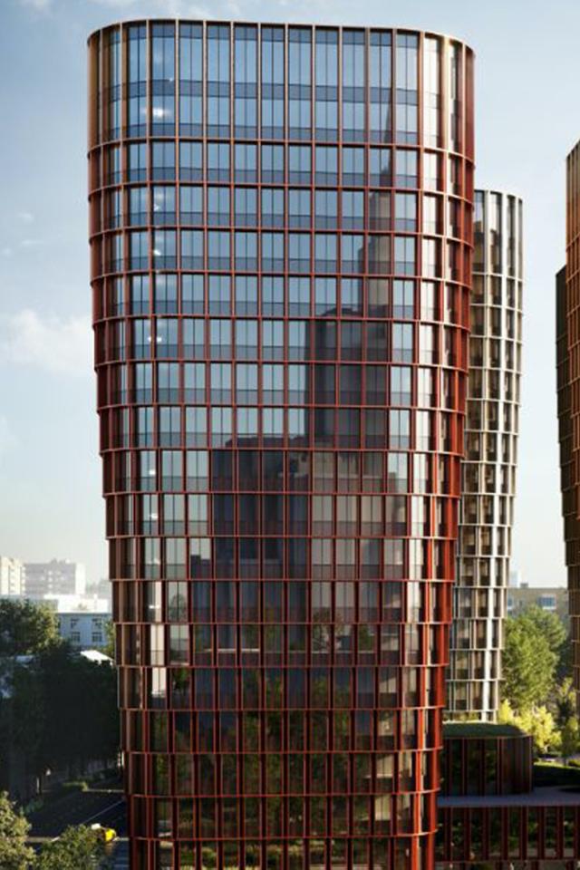 Архитекторы подготовили новый проект здания наместе киноцентра «Соловей»