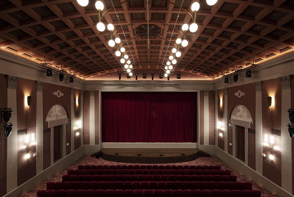 Кинотеатр «Художественный» наконец-то открывается