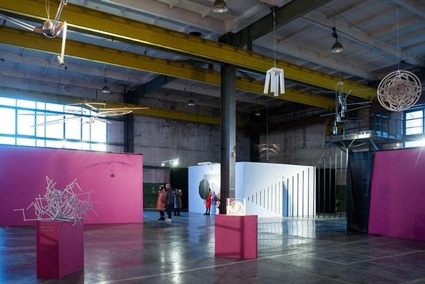 От авангарда до стрит-арта: Какустроена выставка «Формы движения» в «Севкабель Порту»