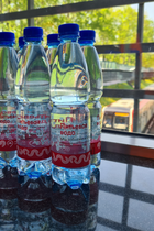 В метро начали раздавать воду из-за жары