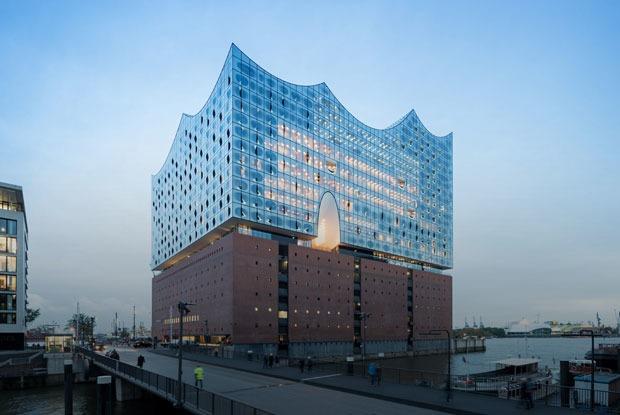 Лучшая архитектура 2017года