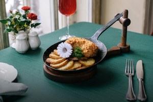 Самые популярные блюда Москвы, частьII