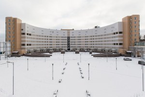 Как выглядит самая большая вРоссии инфекционная больница