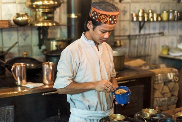 «Москва-Дели»: Как открыть настоящий вегетарианский ресторан иостаться «местом для своих»