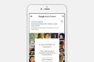 Обмануть Google: Как сравнить свое селфи спортретами вмузеях