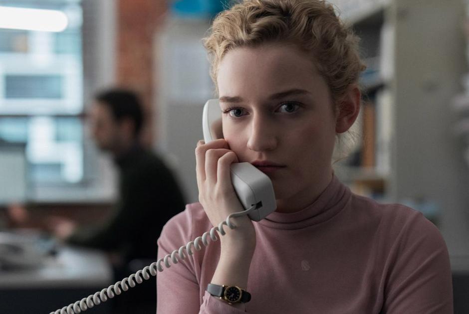 «Ассистентка»: Умная производственная драма остеклянном потолке