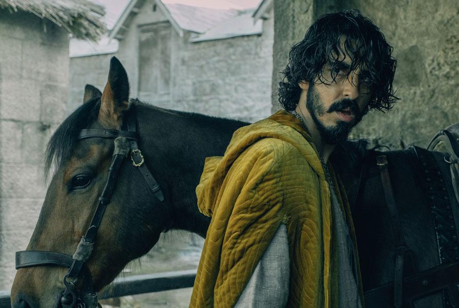 «Легенда оЗеленом Рыцаре»: Племянник короля Артура борется с увядающей маскулинностью