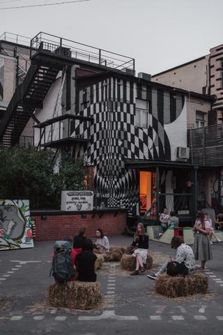 ВArtplay 25марта представят проект художников, дизайнеров имузыкантов, которые исследуют тему lo-fi вискусстве