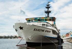 Как провожают пароходы: Резиденты ипредставители «Брюсова» отом, чтобудет после закрытия корабля