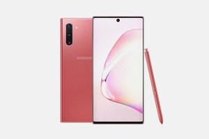 Экспекто чехолум: Какяпровел месяц сдвумя Samsung Note10