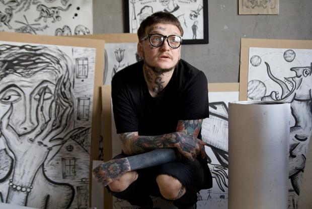 «Государство обрекло врабы навеки»: Люмпен-авангард в татуировках