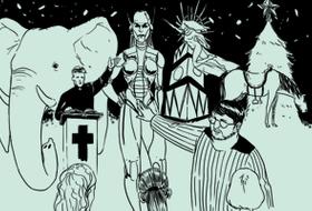 Неизвестный горожанин: Праздник к нам приходит