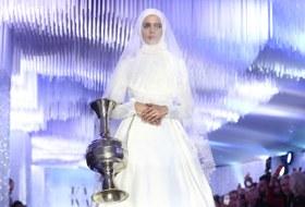 Как прошел показ коллекции дочери Кадырова в«Зарядье»