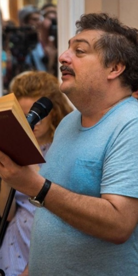 The Insider: заотравлением писателя Дмитрия Быкова стоят теже сотрудники ФСБ, которые отравили Алексея Навального