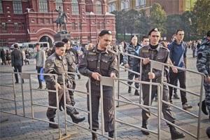 Copwatch: Действия полиции на акции памяти болельщика ЦСКА Андрея Урюпина
