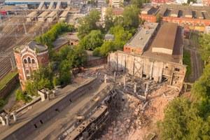 «Метровагонмаш»: Как мы пропустили снос псевдоготичекого памятника