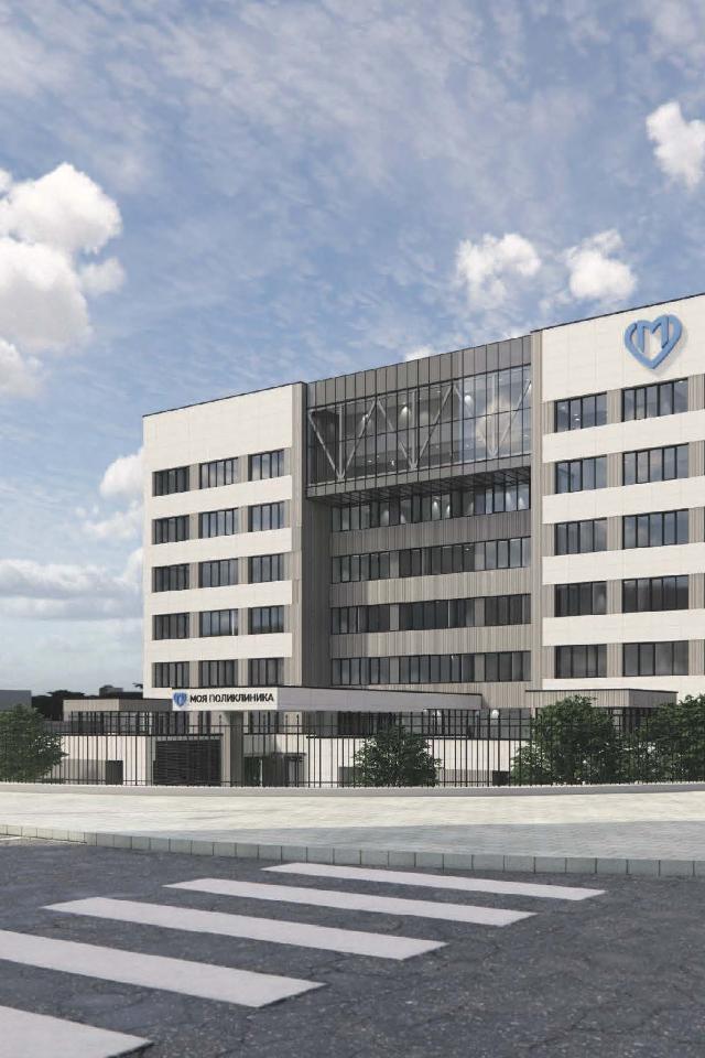 ВСтрогине построят поликлинику на750мест