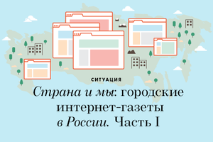 Страна и мы: Городские интернет-газеты в России (Часть I)