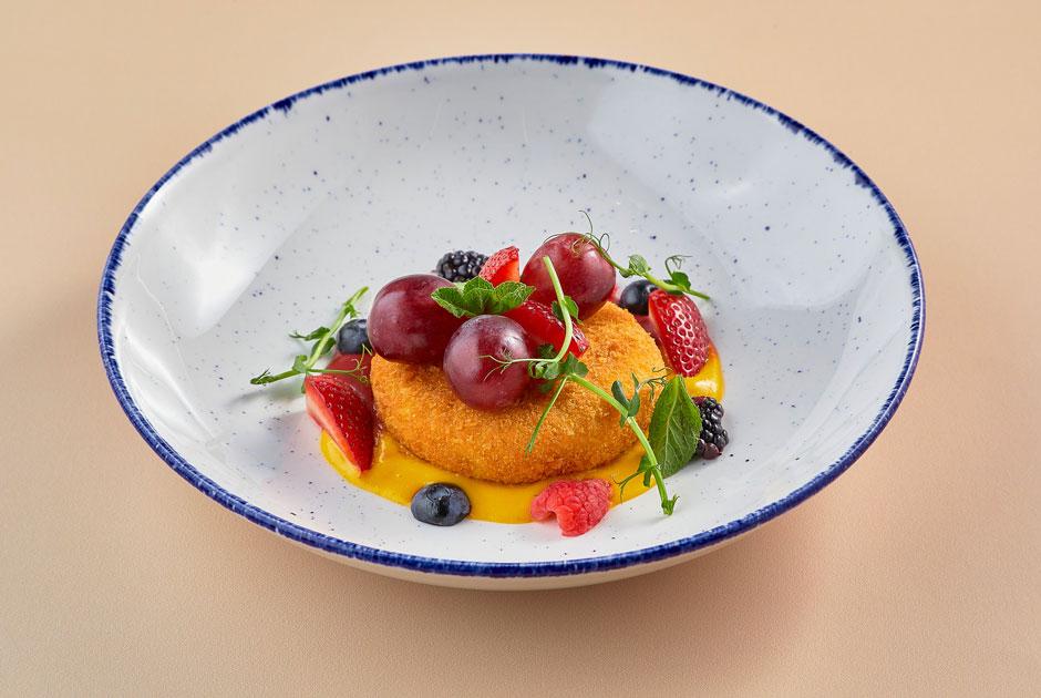 Японские панкейки, первый корнер Brave Goodies и ресторан ArtGallery