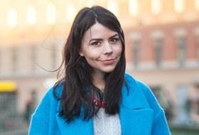 Внешний вид (Петербург): Лера Нена, сотрудник Луук Design Market