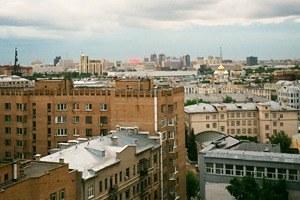 Камера наблюдения: Москва глазами Егора Белкина