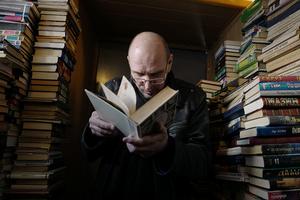 Владелец «Развала» на Ильинке: «У меня примерно сто тысяч книг»