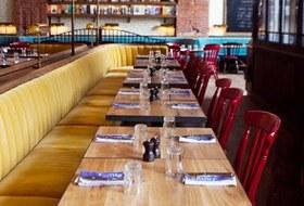 Новое место: Ресторан Jamie's Italian
