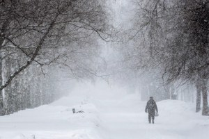 Как Москва справляется с самым мощным снегопадом почти за 70 лет