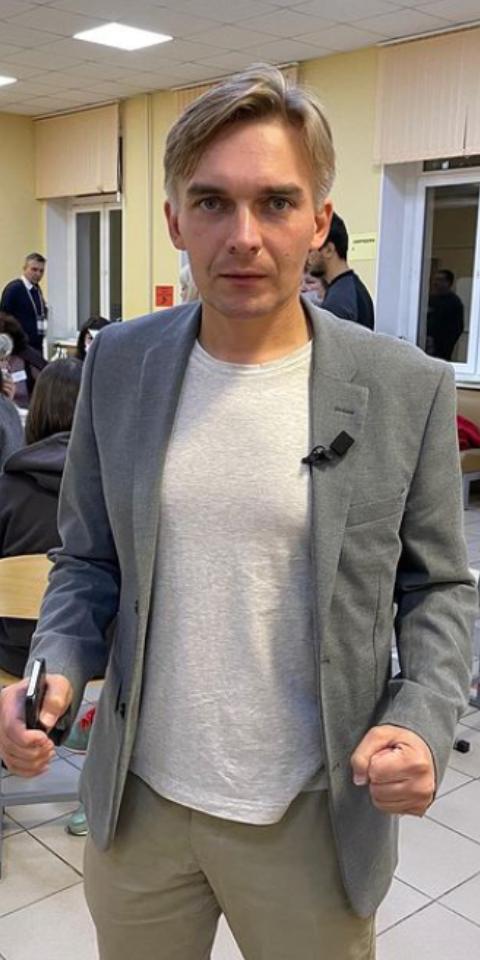 Ккандидату вдепутаты Госдумы Михаилу Лобанову пришла полиция