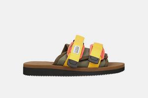 Вместо кроссовок: 16пар открытой обуви налето