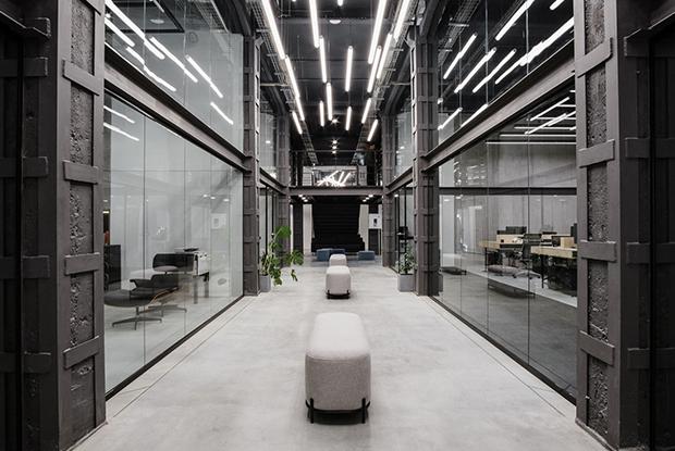Как выглядит офис студии dreamlaser