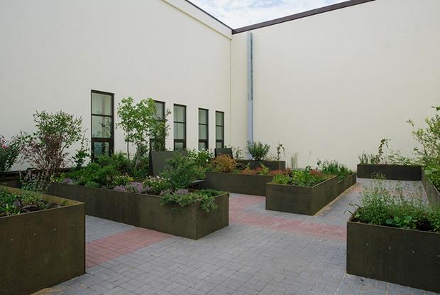 Проект «Сад им.» в нижегородском крематории