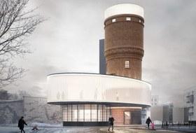 Как будет выглядеть культурный центр вводонапорной башне вЩербинке