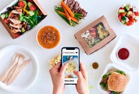 Новый мобильный сервис доставки еды в Нижнем: